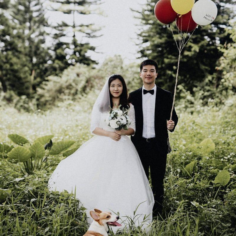 Ilustrasi menikah. Photo by Vino Li on Unsplash