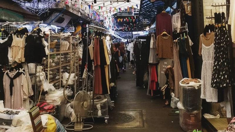 Pratunam Market Bangkok. Instagram @photographykida