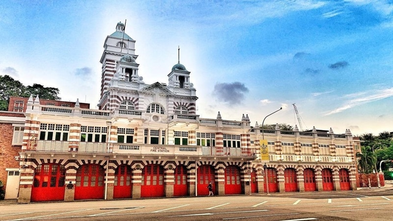 Civil Defence Heritage Gallery. Instagram @ballrivertown
