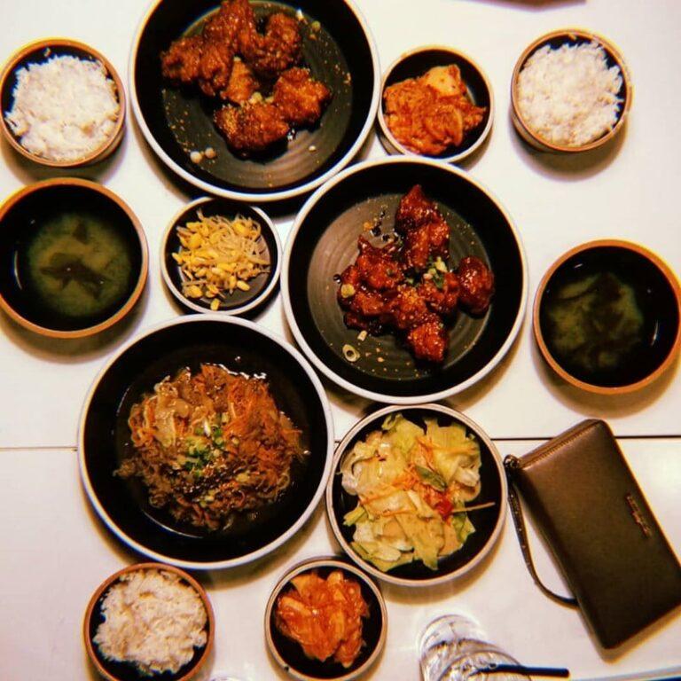 EID Halal Korean Food. Instagram @resepicampak