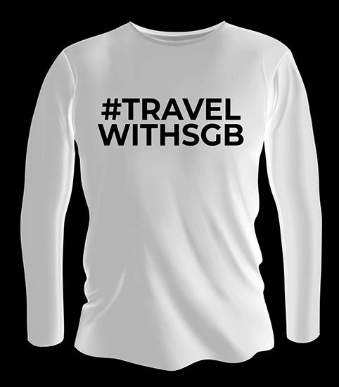 T-Shirt 2 SGB Lengan Panjang
