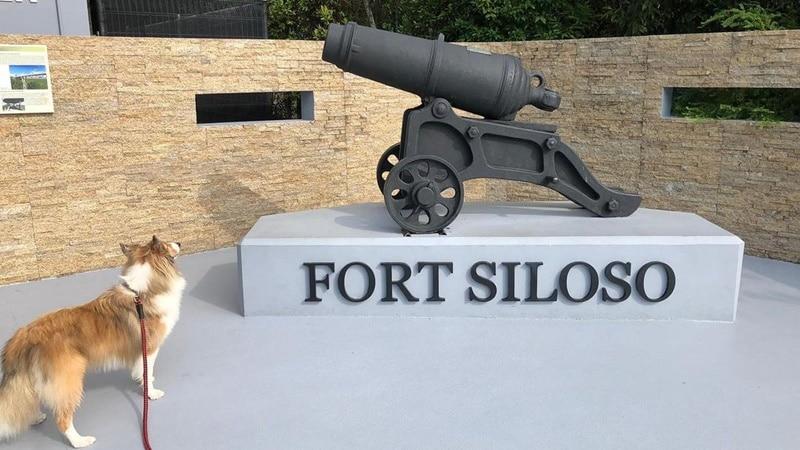 Fort Siloso. Instagram @thesheltienamedpiper
