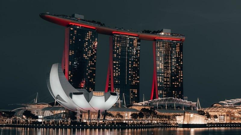 sistem kerja di Singapura