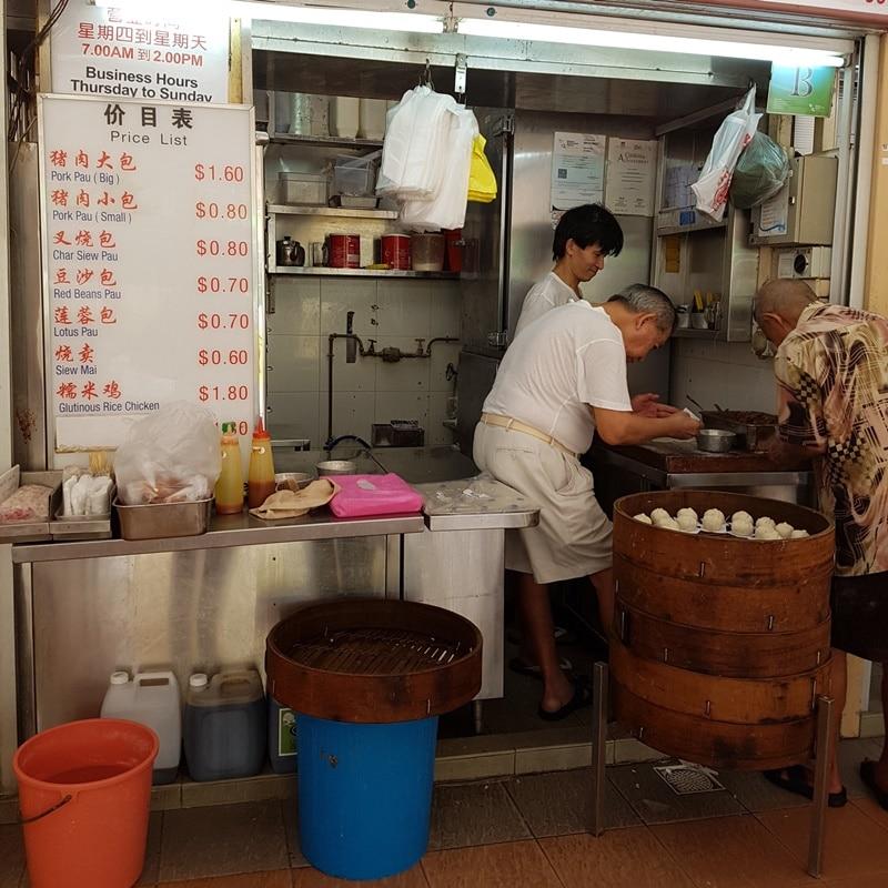 Ilustrasi hawker stall menjual makanan matang. Photo by Linh Tran on Unsplash