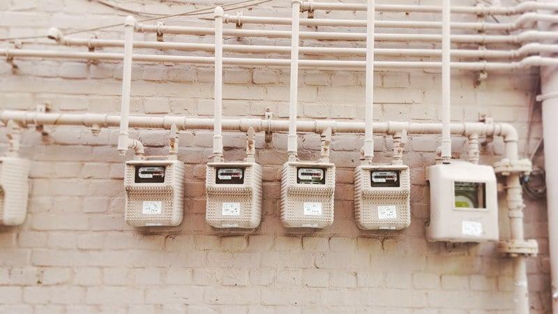 Ilustrasi mesin pencatat kWh listrik. Photo by Linh Ha on Unsplash