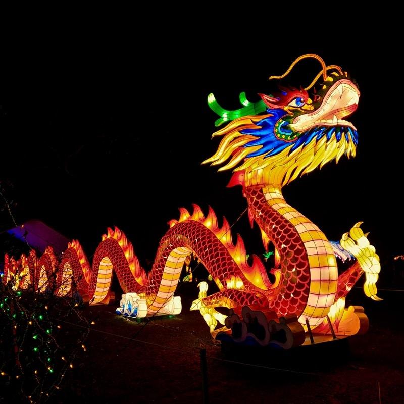 Ilustrasi perayaan Imlek atau Chinese New Year. Photo by Ridwan Meah on Unsplash