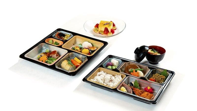 Ilustrasi salah satu sajian untuk menu Jepang. Website krisflyerexperiencecom