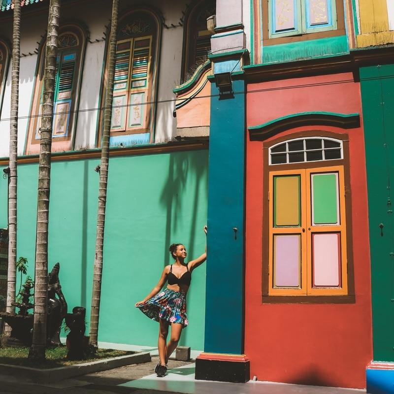 Ilustrasi spot wisata di Singapura. Photo by Palu Malerba on Pexels