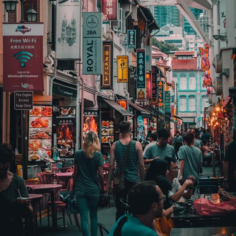aktivitas liburan akhir tahun Singapura