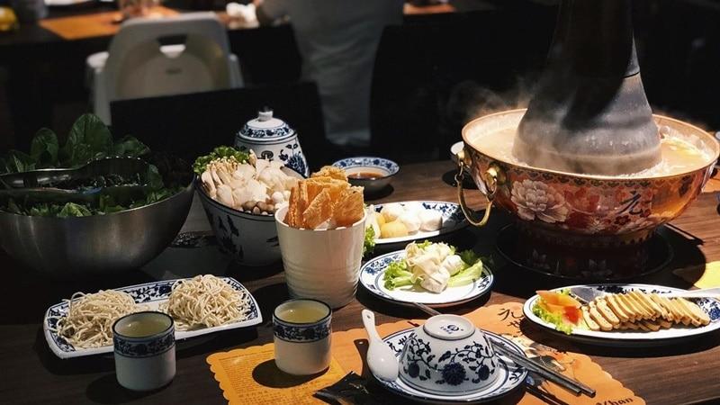 Royal Kublai Khan Steamboat Restaurant. Instagram @eat.my.diet