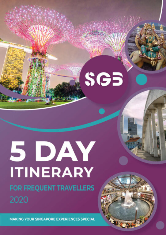 5 Days Itinerary