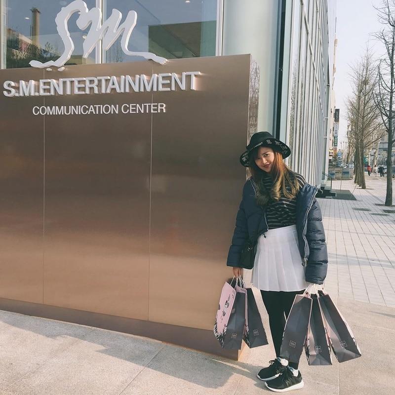 SM Entertainment. Instagram @shelliemind