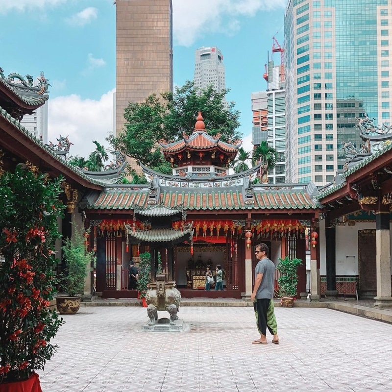 Wisata Gratis Singapura