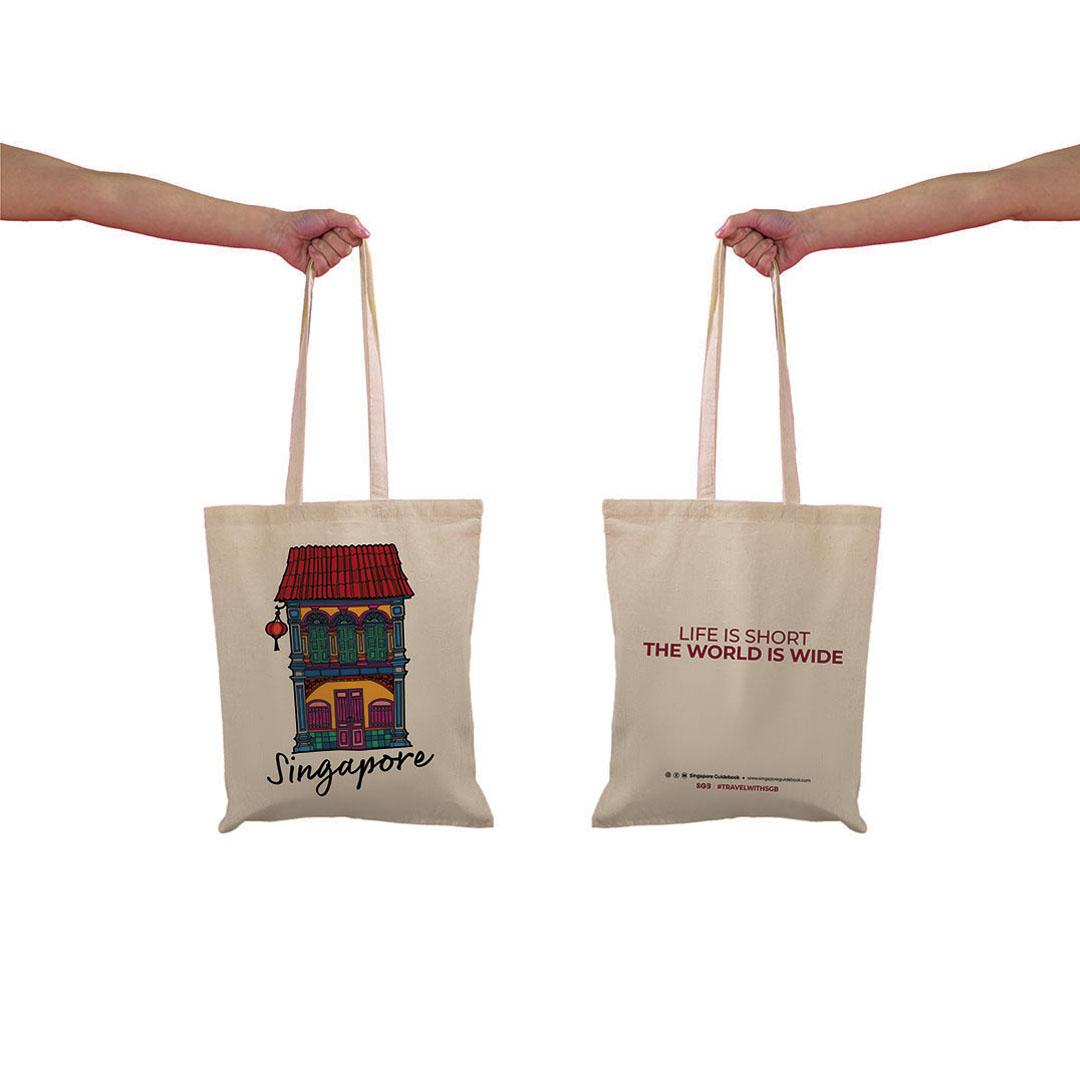 SGB Merch Canvas Bag / Tote Bag 1