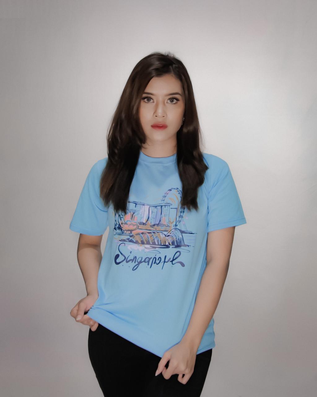 SGB Merchandise T-Shirt 3 Lengan Pendek