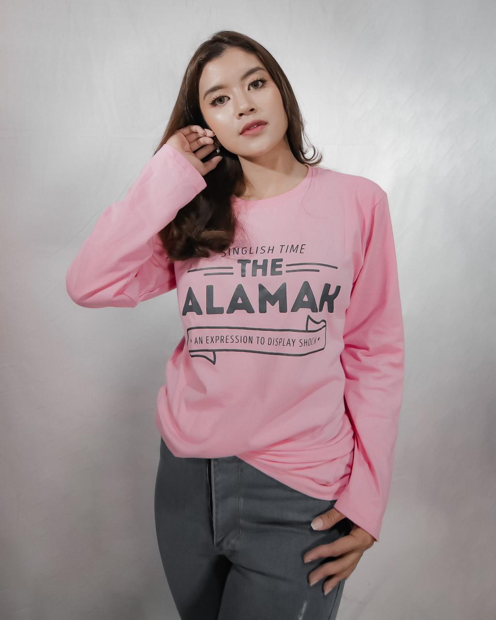 SGB Merchandise T-Shirt 4 Lengan Panjang