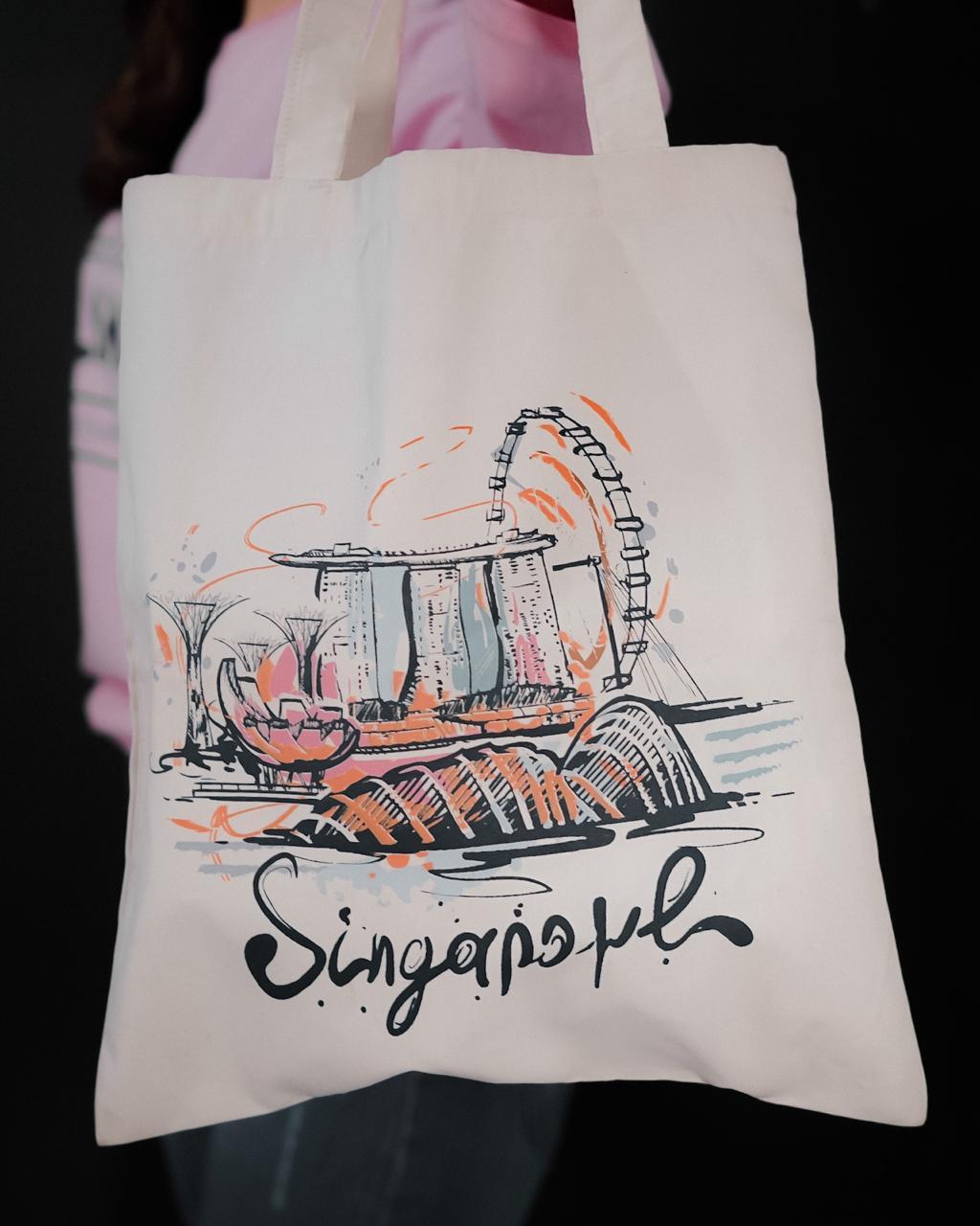 SGB Merch Canvas Bag / Tote Bag 2