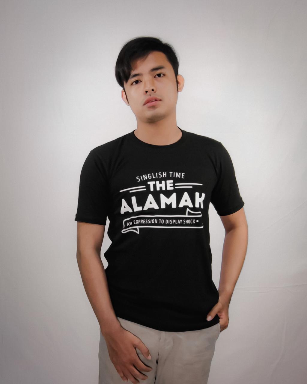 SGB Merchandise T-Shirt 4 Lengan Pendek