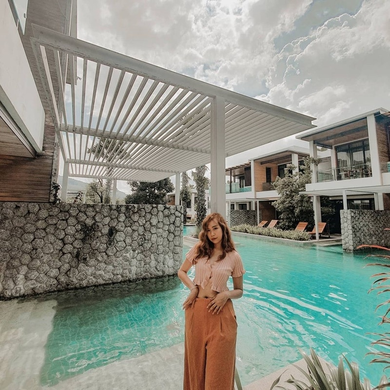Wyndham Sea Pearl Resort Phuket. Instagram @mommy.navy