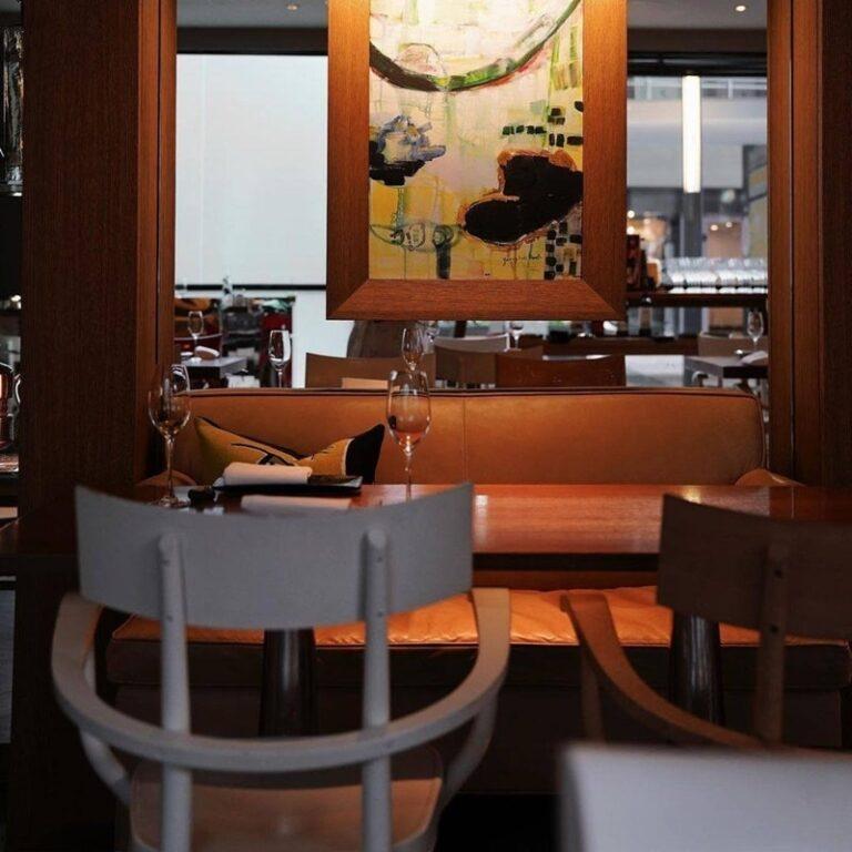 Lokasi buat dinner di Akira Back. Instagram @akirabacksg