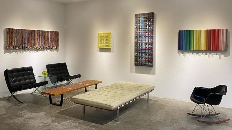 TAKSU Gallery Singapore. Instagram @taksu.galleries
