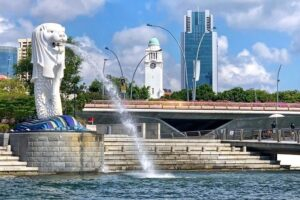 Panduan wisata di Singapura