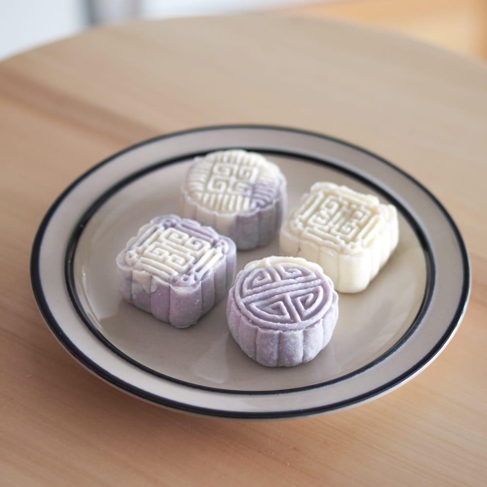 Varian bentuk kue bulan. Unsplash Alexa Soh